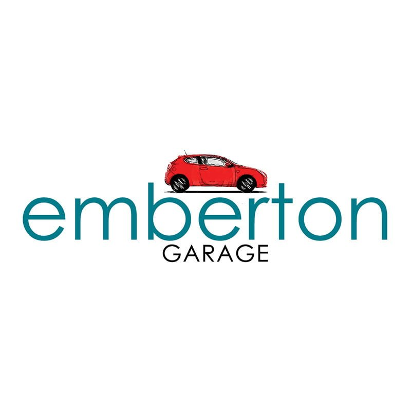 Emberton's Garage logo idea