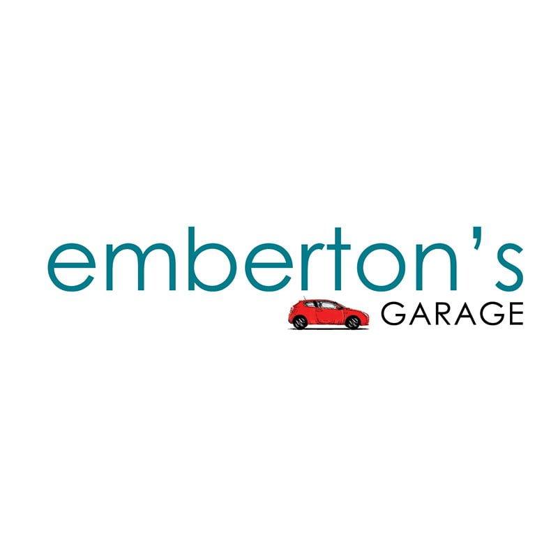Emberton's Garage final logo